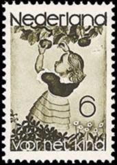 NVPH 281 - Kinderzegels 1935