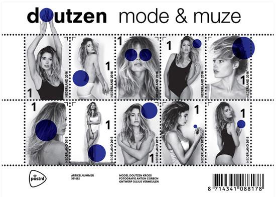 postzegelvel_doutzen_kroes
