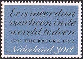 Tohrbecke postzegel
