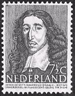 Johan de Witt postzegel