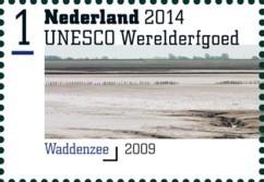 NVPH 3210 Unesco Werelderfgoed Waddenzee