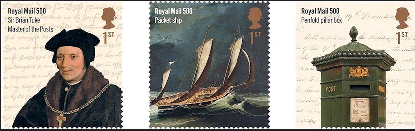 Royal mail 500