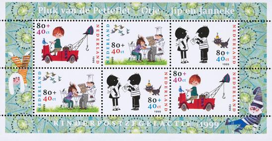 bestellen kinderpostzegels 2016