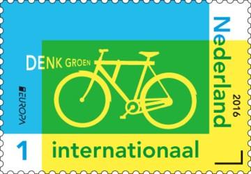 PostEurop 2016 Denk Groen [1]