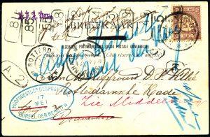 Zwerfkaart 1899 300