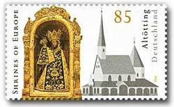 schrines of europe