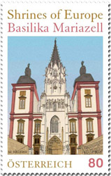 shrines of Europe
