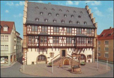 Huis Goudsmeden Hanau 2