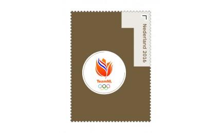 Olympische spelen 2016 zegel