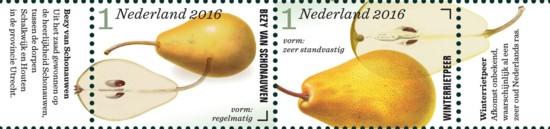 Appel- en perenrassen in Nederland 2e rij