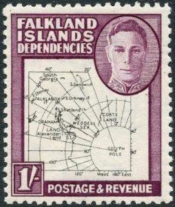 Falkland Dep 1946 Mi 9
