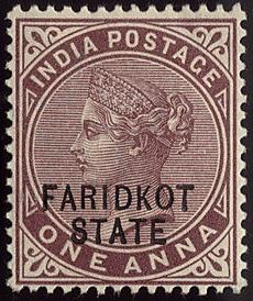 Faridkot 1 A 1887