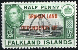 Graham Land 1944 Mi 1