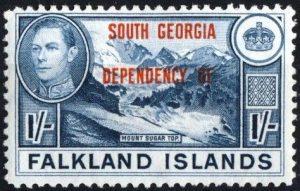 South Georgia 1944 Mi 8