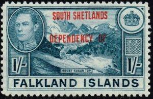 South Shetland 1944 Mi 8