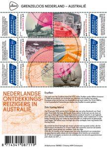 Vel Grenzeloos Nederland Australië - Nederlandse ontdekkingsreizigers in Australië