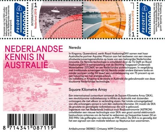Vel Grenzeloos Nederland Australië - deel kennis