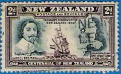 aus tasman NZ