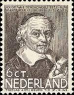 postzegel 6cent