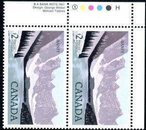 Canada 936 blok BAB a