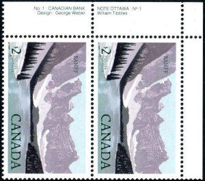 Canada 936 blok CBN