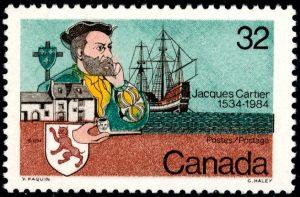 Canada Uni 1011 1984