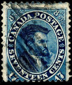 Canada Uni 19