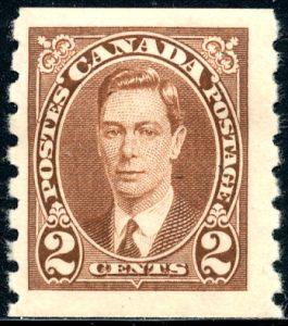 Canada Uni 239 coil