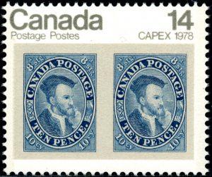 Canada Uni 754