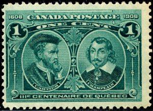 Canada Uni 97