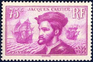 France 296 75 c 1934