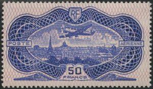 Frankrijk Mi 321 pf