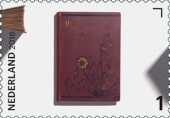 Jaar van het Boek postzegel 5