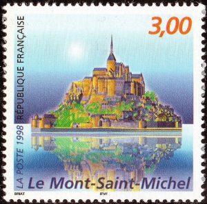 Mont Saint-Michel 1998