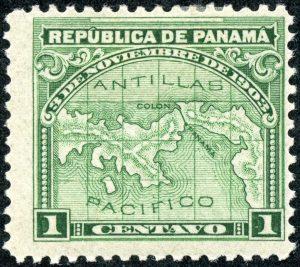 Panama Mi 12