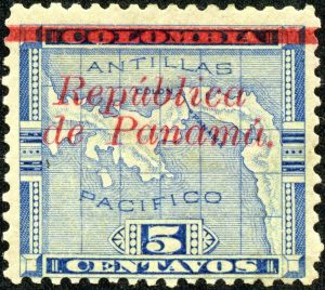 Panama130 rode balk