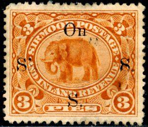 Sirmoor Olifant OnSSS 3p