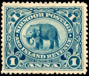 Sirmoor olifant 1 Anna olifant