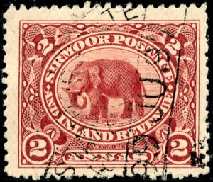 Sirmoor olifant 2 Annas olifant