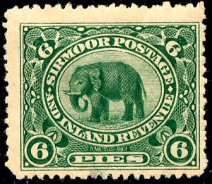 Sirmoor olifant 6 Pies olifant