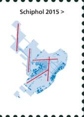Vel Schiphol - tap links 2015