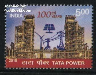 Postzegel India 2016