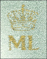 belgie-1234-monogram-detail
