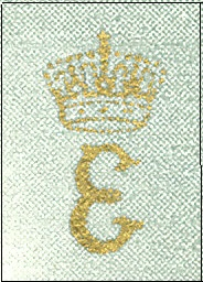 belgie-1236-monogram-detail