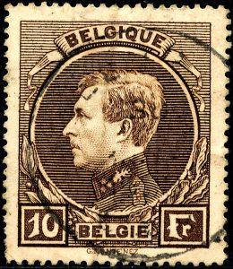 belgie-289-gestempeld