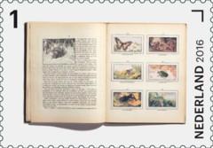 Jaar van het Boek postzegel 7