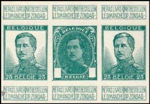 Proefvel 120 25 c essay 1912