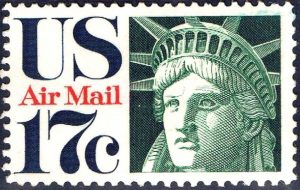 USA 1971 air mail