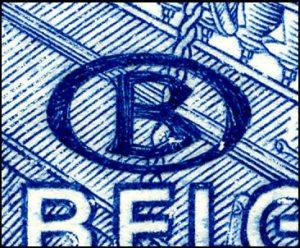 belgie-d46-letter-b