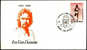 belgie-fdc-1980-ivo